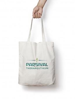 Parsival-Therapeutikum- Logodesign